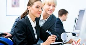 Что определяет деловой имидж женщины