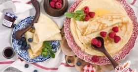 Рецепты приготовления вкусных блинчиков