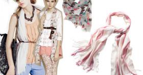 Как носить платок на шее: советы стилистов