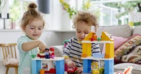Вся жизнь – игра. Как играя учить ребенка каждый день