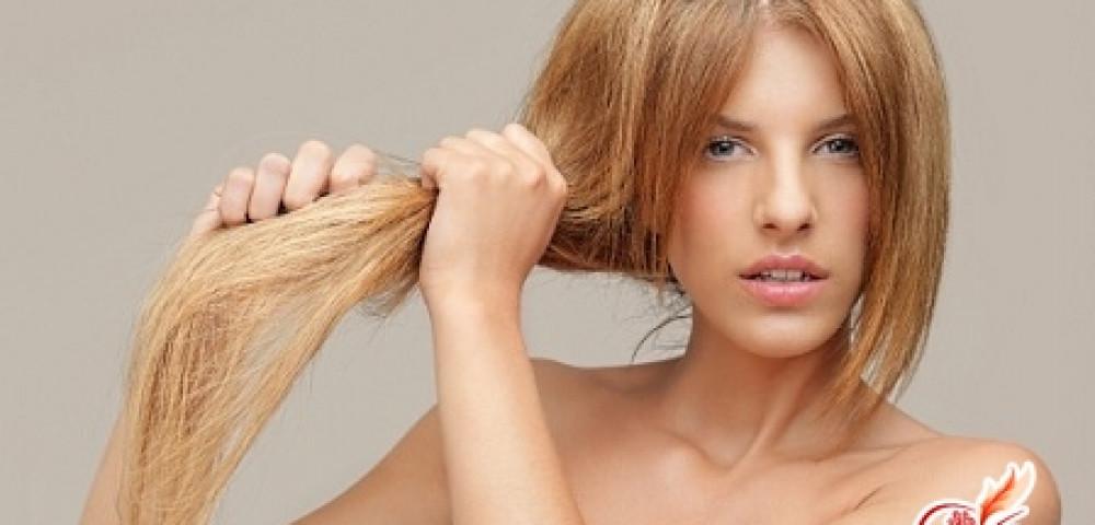 Чем мазать сухие кончики волос