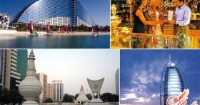 Объединенные Арабские Эмираты: рукотворный оазис посреди пустыни