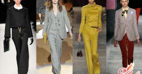 Офисная мода: деловой стиль одежды для женщин