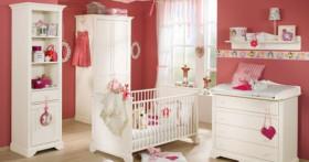Выбор мебели для комнаты самых маленьких