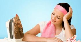 Продлеваем жизнь утюгу: чистим в домашних условиях