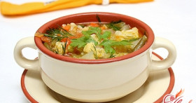 Суп на каждый день. Простые рецепты