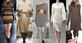 Вязаные модные вещи 2016: женские предпочтения