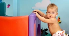 Всё о развитии ребёнка в 9 месяцев