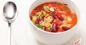 Фасолевый суп — полезное и питательное блюдо в любое время года