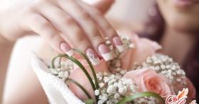 Свадебный маникюр: секреты неотразимых ногтей