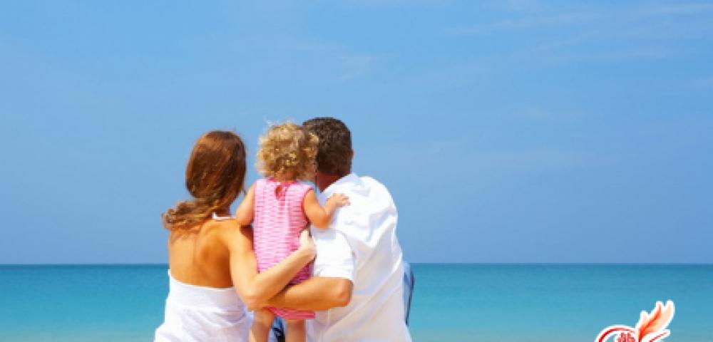 Как правильно путешествовать вместе с ребенком