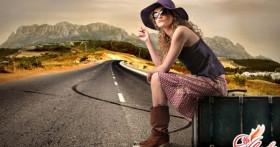 Путешествие автостопом: от Парижа до Находки