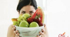 Фруктово-овощная диета: вкусное похудение
