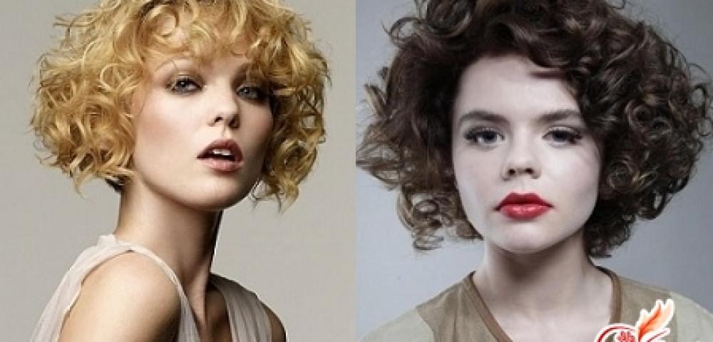 Короткие стрижки для вьющихся волос разнообразие выбора