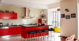 Как оформить кухню по фен шуй? Стремимся к гармонии
