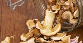 Как правильно в духовом шкафу сушить грибы?