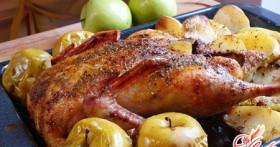 Утка с яблоками и апельсинами: праздничные рецепты