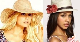 Модные летние шляпы 2016