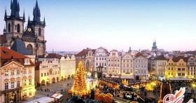 Новый год в Праге – незримое сплетение сказки с реальностью!