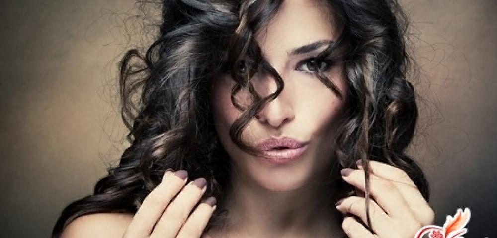 Маска против выпадения волос с маслами медом