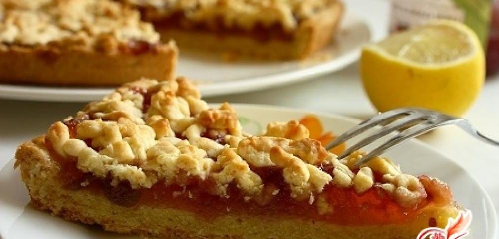 Пирог с яблочным вареньем: любимые рецепты