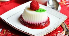 Молочное желе: рецепт идеального десерта