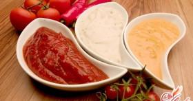 Заправка для овощного салата — едим легко и вкусно