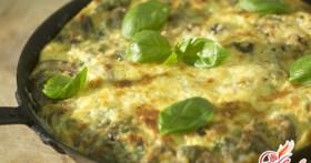 Быстрый омлет: рецепт на сковороде