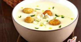 Суп-пюре с капустой для детей и взрослых