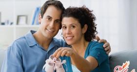 Зачатие ребенка: как определить благоприятный период?