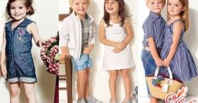 Детская мода 2016: фото нарядов самых современных малышей