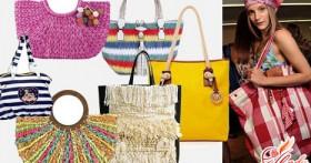 Модные пляжные сумки: что подарит нам лето 2016?