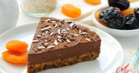 Торт «Чернослив в шоколаде»: максимум удовольствия, минимум труда