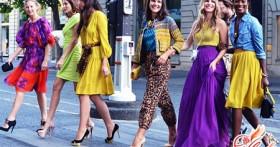 Сочетание цветов в одежде: основные правила
