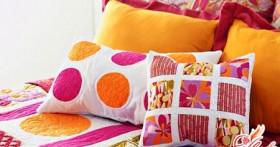 Пэчворк — одеяло из «быстрых» квадратов