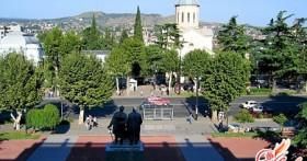 Природные и исторические достопримечательности столицы Грузии