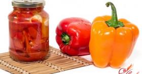 Домашние заготовки из перца: рецепт лечо