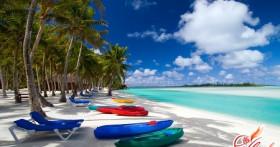 Острова Кука — «макушки» подводных гор
