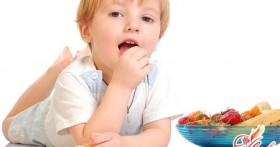 Диета при аллергии для ребенка