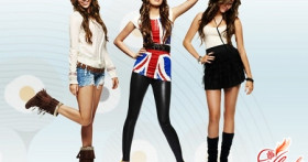 Мода для подростков-девочек: индивидуальность и комфорт