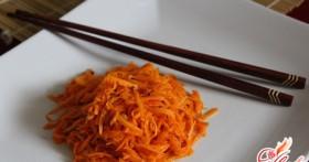 Рецепт морковки по-корейски — раскрытая тайна корейской кухни