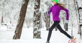 Как тренироваться на свежем воздухе в холодную погоду