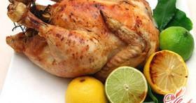 Готовим курицу в духовке