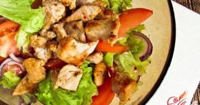 Салат из свинины — полет кулинарной фантазии