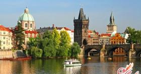 Чешские достопримечательности: Прага для туристов