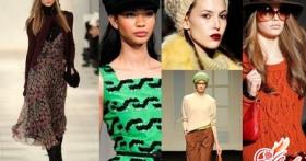 Модные головные уборы осень — зима 2016-2017