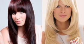 Какие стрижки подобрать для длинных волос?