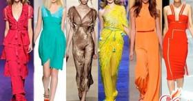 Модный цвет одежды летом 2016