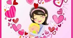 Трогательные стихотворения ко Дню матери