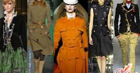 Женская одежда в стиле милитари: современная классика